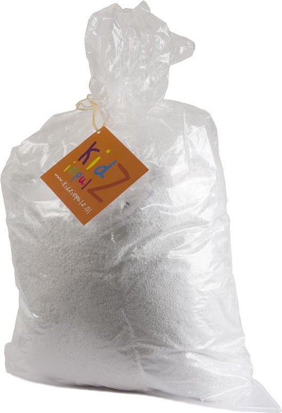 Kidz Impulz Zitzak.Bol Com Kidz Impulz Polystyreen Korrels 50 Liter Recycled