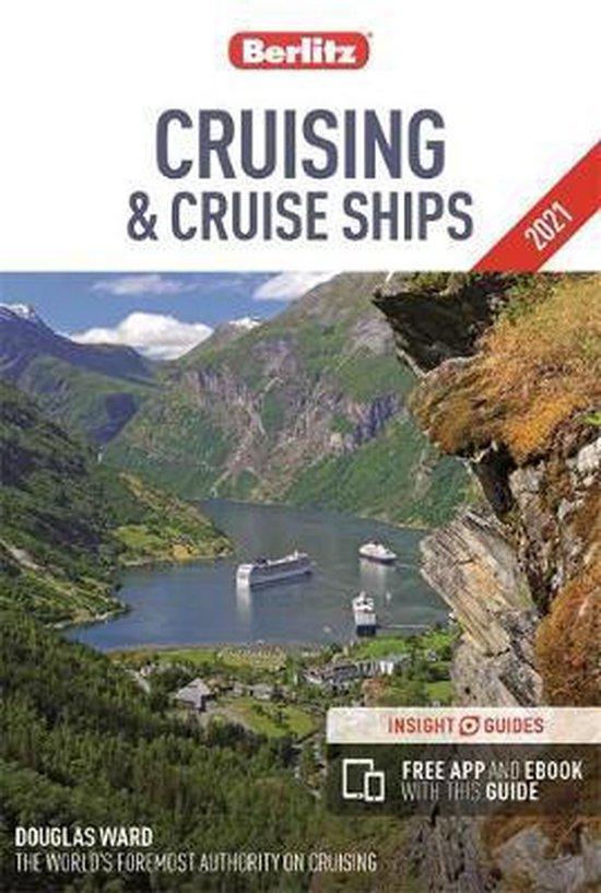 Boek cover Berlitz Cruising & Cruise Ships 2021 (Berlitz Cruise Guide with Free eBook) van Berlitz (Paperback)
