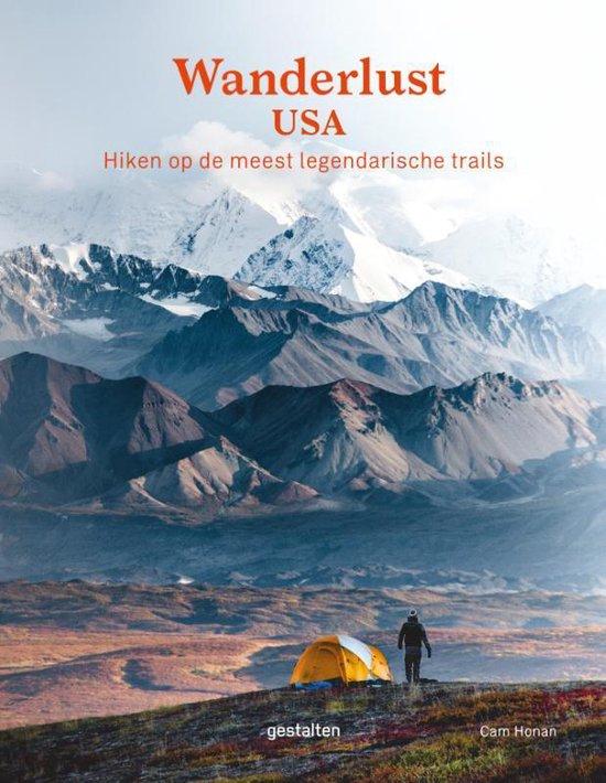 Boek cover Wanderlust - USA van Gestalten (Hardcover)