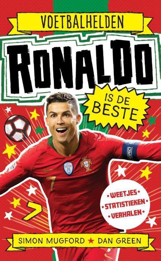 Voetbalhelden - Voetbalhelden - Ronaldo is de beste - Simon Mugford |