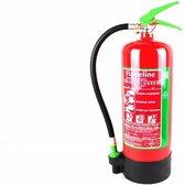 Schuimblusser ABF Flameline 6 liter incl. wandbeugel en keuring