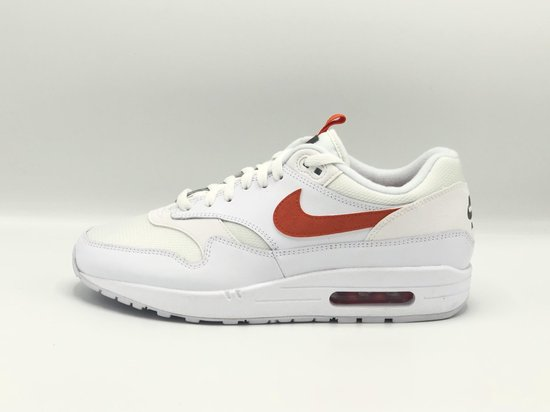 bol.com | Nike Air Max 1 SE (Wit/Team Orange) - Maat 44