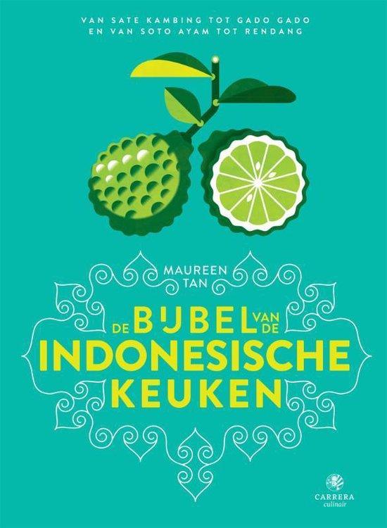 Afbeelding van De bijbel van de Indonesische keuken