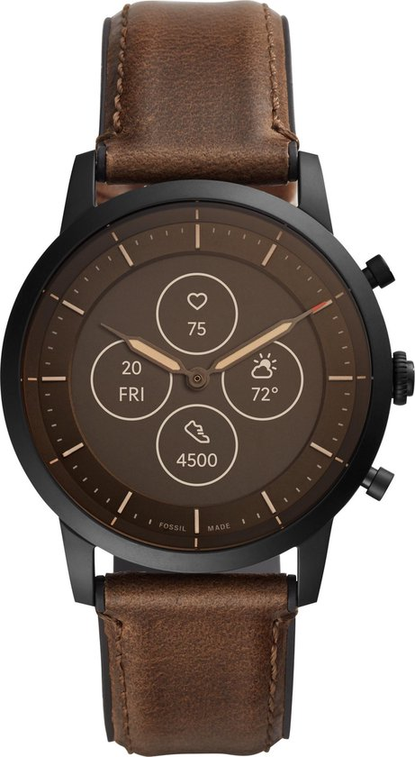 Fossil Collider Hybrid HR Smartwatch FTW7008 - Bruin