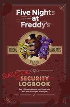 Boek cover Five Nights at Freddys van Kira Breed-Wrisley (Hardcover)
