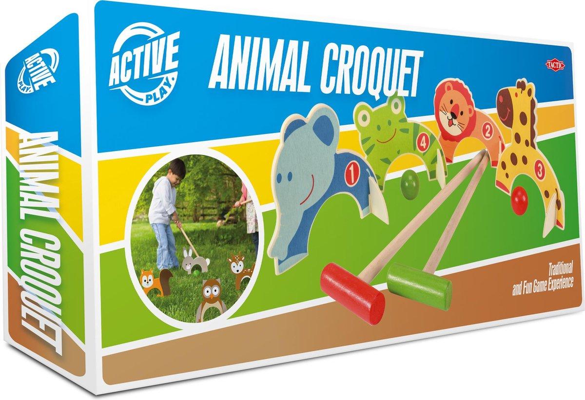 Dieren Croquet