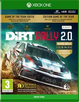 Dirt Rally 2.0 - Game of the Year /Xbox One