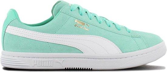 Puma Court Star FS Dames Sneakers Schoenen Sportschoenen Groen 366574-06 -  Maat EU 36 UK 3.5