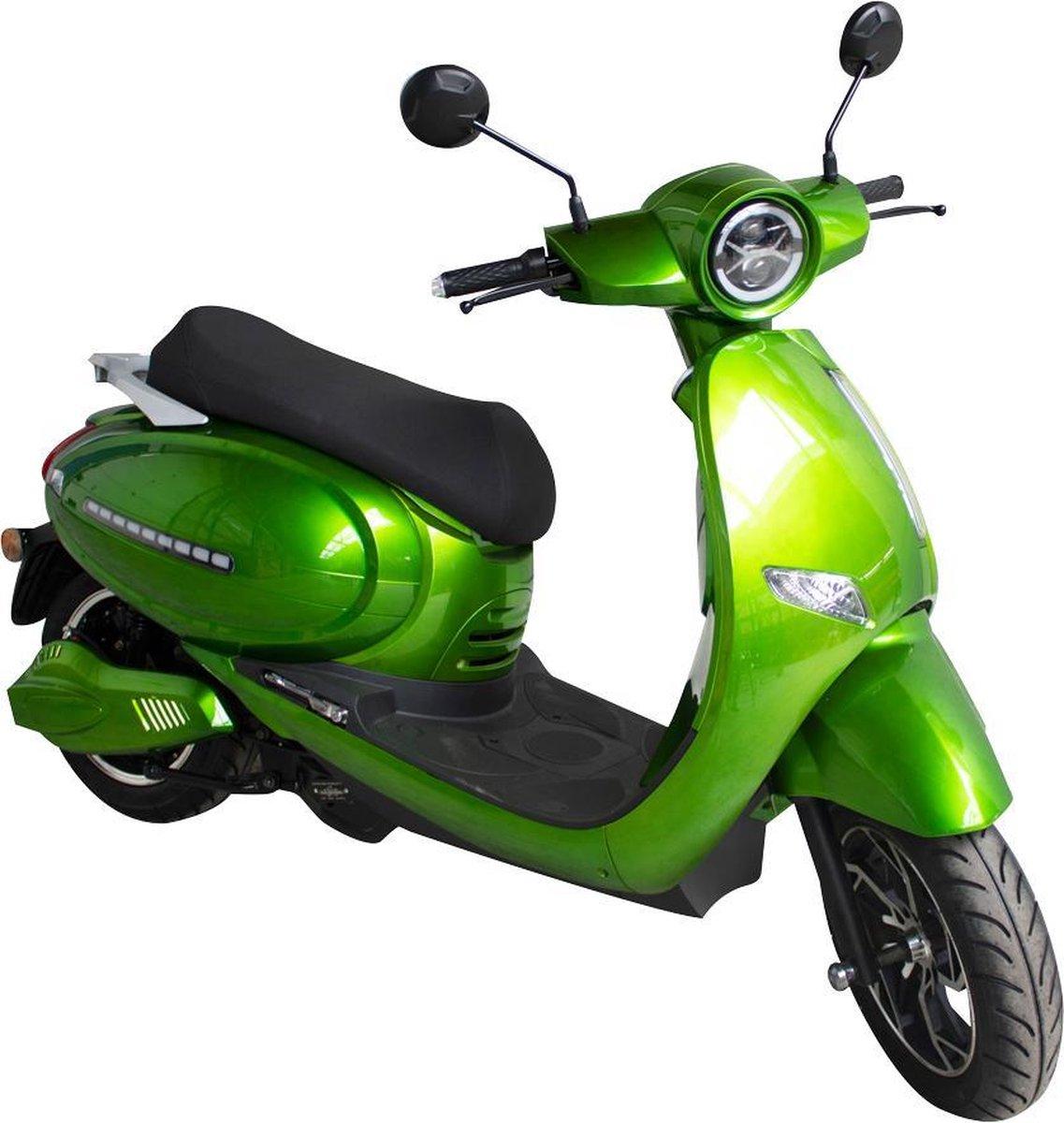 Elephant - City- Elektrische scooter - 25km/h - Actieradius 45km - Groen