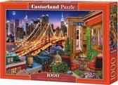 Brooklyn Bridge Lights - 1000 stukjes