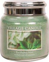Village Candle Eucalyptus Mint Medium