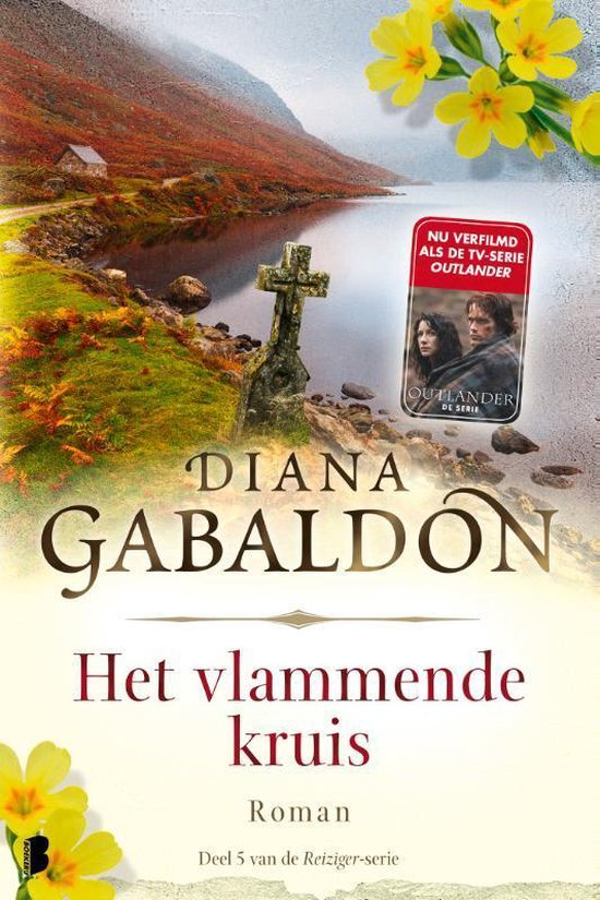 Reiziger 5 - Het vlammende kruis - Diana Gabaldon | Fthsonline.com