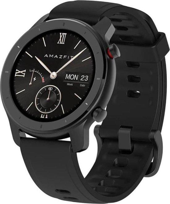 Amazfit GTR 42mm Smartwatch - zwart