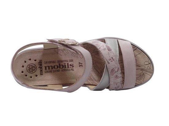 Mephisto Mobils Pietra Nude Roze Suede Verwisselbaar Voetbed 40 F15CF1Dd