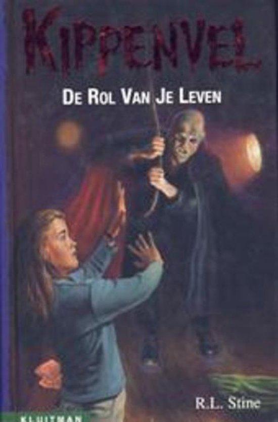 Boek cover De rol van je leven van R.L. Stine (Hardcover)