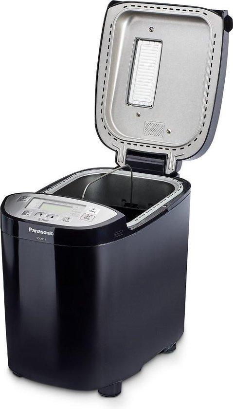 Panasonic SD-2511 - Broodbakmachine - Zwart