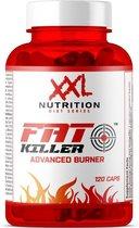 XXL Nutrition Fat Killer - Fatburner / afvallen - 120 caps