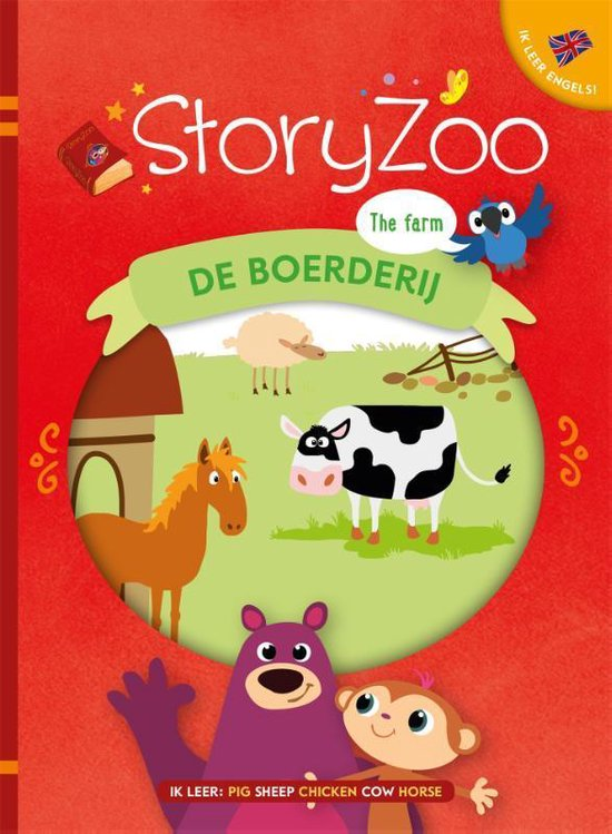 StoryZoo - De boerderij - Studio Toktok |