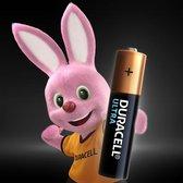 Duracell Ultra alkaline AAA-batterijen, verpakking van 6