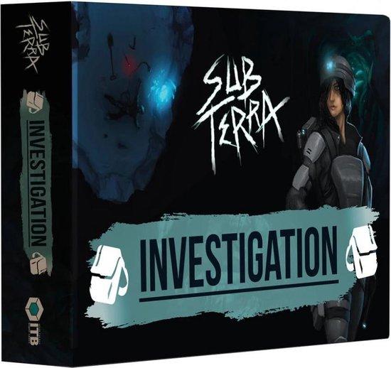 Thumbnail van een extra afbeelding van het spel Sub Terra: Investigation – uitbreiding