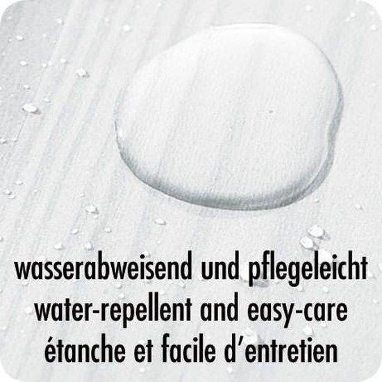 Interlink SAS Westerland - Dressoir - Wit - Hout/Metaal