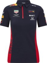 Red Bull Racing Team Womens Team Polo