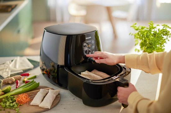 Philips Airfryer XL Essential HD9261/90 – Hetelucht friteuse incl. grillrooster