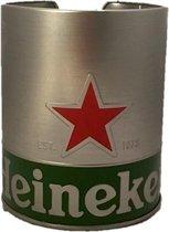 Heineken Bierviltjes Houder RVS