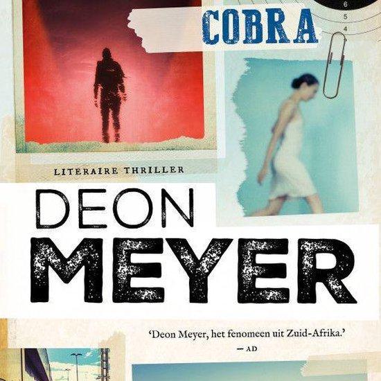 Bennie Griessel 4 - Cobra - Deon Meyer |