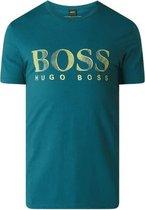 Hugo Boss heren logo t-shirt - groen