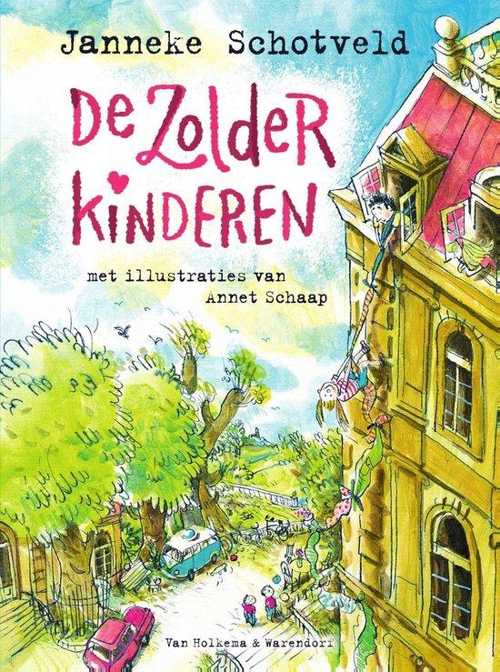 De zolderkinderen - Janneke Schotveld |
