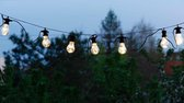 Party Lights Led Outdoor - 10 lamps - 4,5 meter