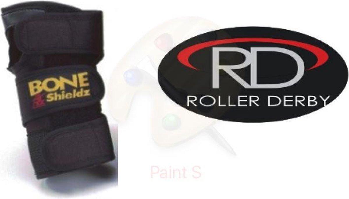 Roller Derby Polsbescherming Volwassenen - Maat S