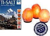 Samstone Himalaya zoutsteen lamp 2-3kg incl snoer, schakelaar en lampje