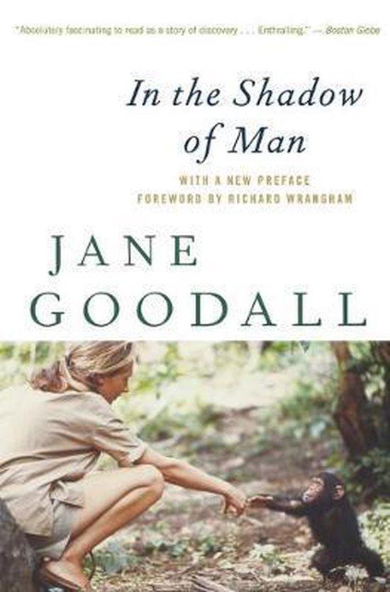 Boek cover In the Shadow of Man van Dr Jane Goodall (Paperback)