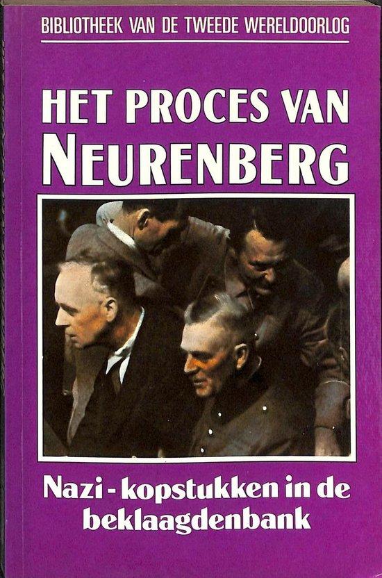 Het proces van Neurenberg. Nazi-kopstukken in de beklaagdenbank - Leo Kahn  