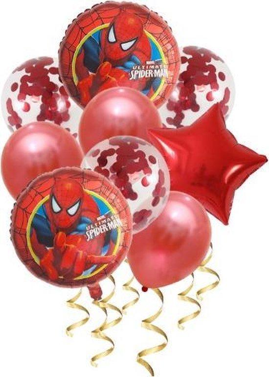 Spiderman Ballonnnen set | Versiering