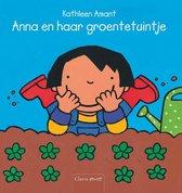 Anna  -   Anna en haar groentetuintje