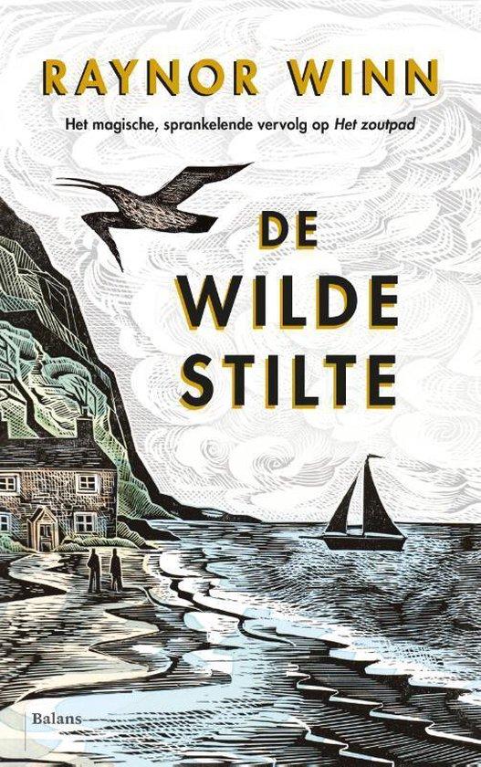 Boek cover De wilde stilte van Raynor Winn (Paperback)