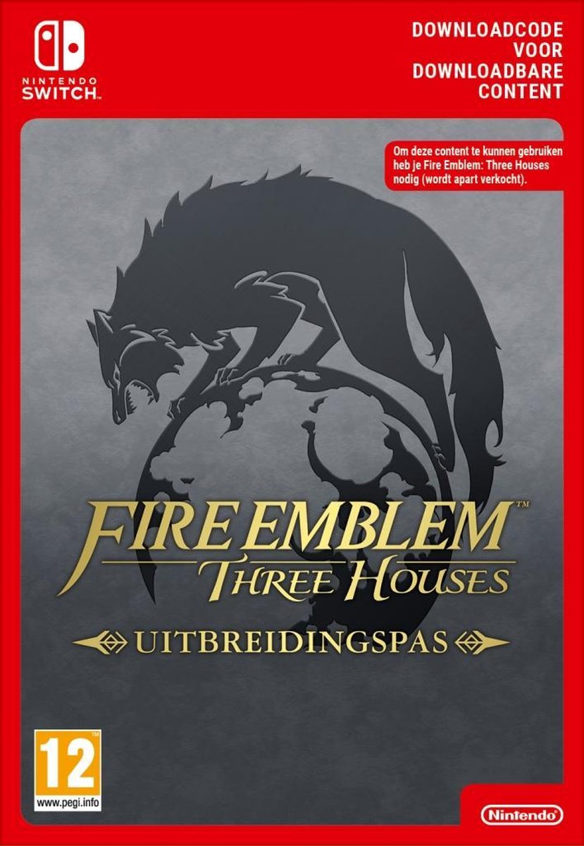 Fire Emblem Three Houses - Expansion Pass - Nintendo Switch Download