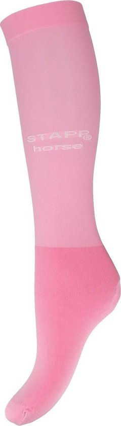Stapp Horse Showsokken  Ultra Fine 3-pack - Pink