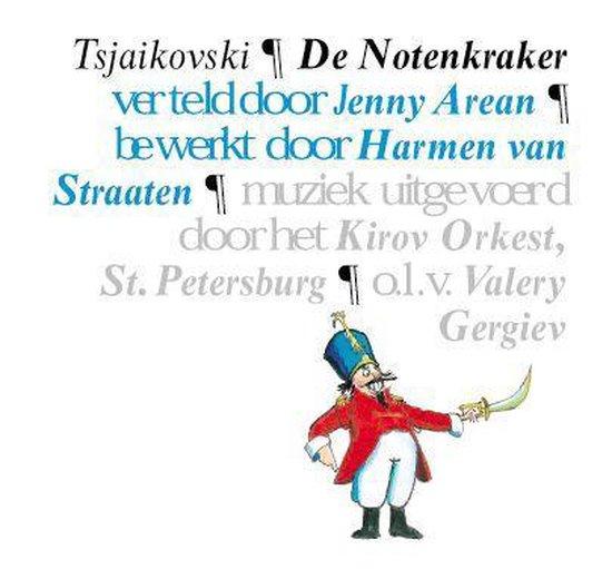 Boek cover De notenkraker + CD van Pjotr Iljitsj Tsjaikovski (Hardcover)