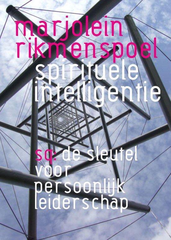 Spirituele inteligentie - Marjolein Rikmenspoel |