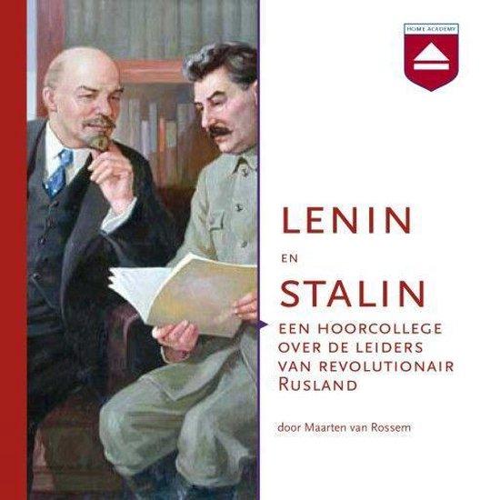 Lenin en Stalin - Maarten van Rossem  