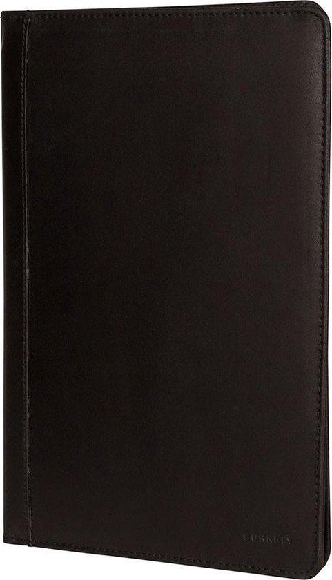 BURKELY Vintage Bing A4 Filecover Schrijfmap - Zwart - BURKELY