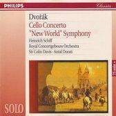 Celloconcert/Symph.No.9