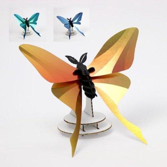 Татуировки 3D-бабочек: подборка вдохновляющих фото | Полезно о красоте | 550x550