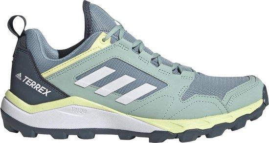 Adidas Terrex Agravic TR - dames synthetische lage wandelschoenen -  Lichtblauw