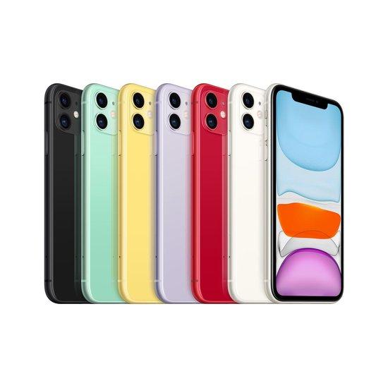 Apple iPhone 11 - 128GB - Geel