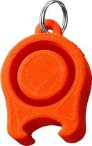 Festicap® Plus - Juicy Orange - Universele Flesdop & Opener